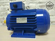 Электродвигатель 7,5 кВт 3000 об. Асинхронный Трехфазный АИР112М2.