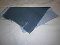 Ткань костюмно-джинсовая серо-голубая плотная №10(С2)
