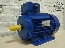 Электродвигатель 1,1 кВт 1500 об. Асинхронный Трехфазный АИР80А4.