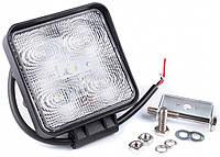Фара дневного света универсальная светодиодная подвесная 128x110x41 мм, LED 5x3 Вт