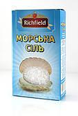 Морская соль пищевая ТМ Richfield, 300 г