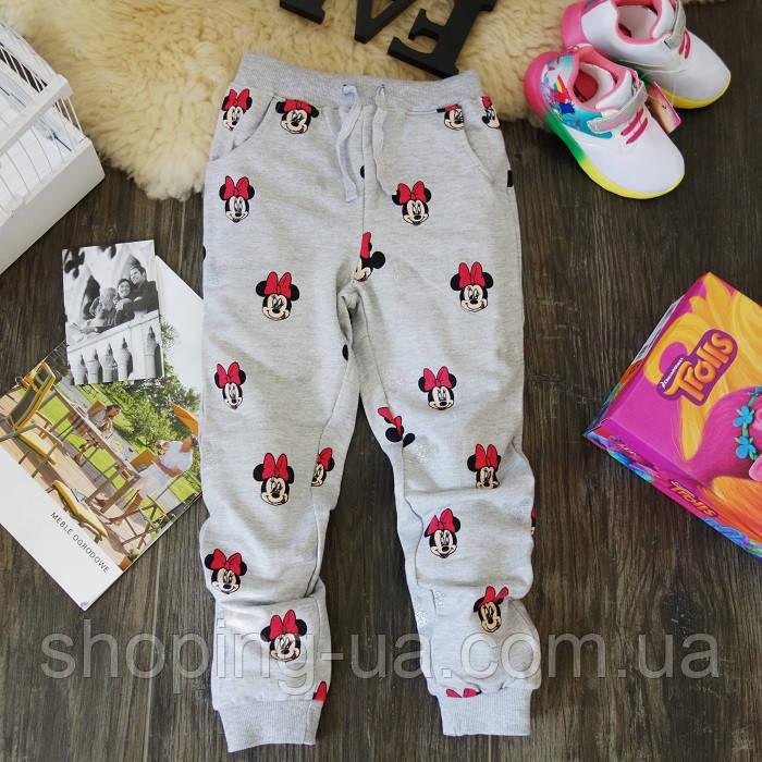 Штаны спортивные для девочки Minnie Mouse Disney HD0019-122p