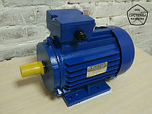 Електродвигун 4 кВт 1500 об. Асинхронний Трифазний АИР100L4.