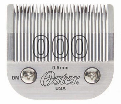 Нож для машинки Oster  #000 = 0,5 мм
