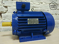 Электродвигатель АИР132S4 - 7,5 кВт 1500 об/мин. Асинхронный Трехфазный.
