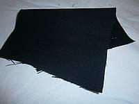 Ткань джинсовая темно-синяя супер плотная  №01(С2)