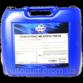 TITAN CYTRAC MB SYNTH 75W-90