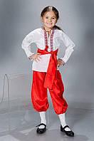 Детский карнавальный костюм Украинец (28-38)