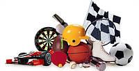 Спорт товары и товары для акти...