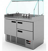 Прилавок хот дог с холодильным боксом Modern Expo NRDAAA.000.000-00 B SK
