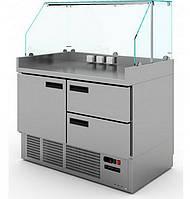 Прилавок хот дог с холодильным боксом Modern Expo NRDAAA.000.000-00 B SK , фото 1