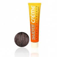 LABORATOIRE DUCASTEL Стойкая крем-краска для волос - Ducastel Subtil creme 60 мл 4-56 - шатен красное дерево к