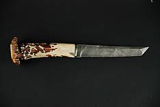 """Авторский нож """"Танто"""", дамасск (наличие уточняйте)"""