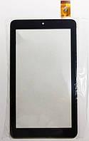 Сенсор (тач скрин) China-Tablet Digital 2 Lanix 7  ( HS1285 V071) black