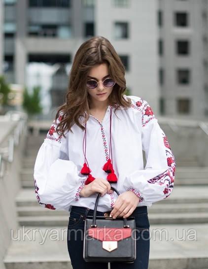 вишита сорочка, стильно вишиванка