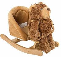 Детское кресло-качалка Rock My Baby 3в1 Медвежонок (JR2507)