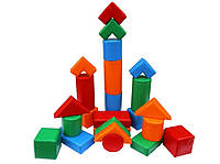 М'ЯКІ ігрові модулі, конструктор для дітей