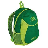 Рюкзак городской Highlander Dublin 15 зеленый