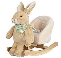 Дитяче крісло-качалка Rock My Baby 3в1 Кролик (JR2501)