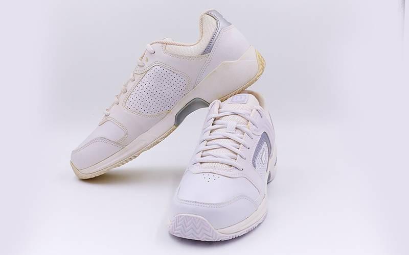 Кроссовки теннисные WILS WRS978500-41 (р-р 41) PS FURY (р-р UK-7, EUR-41, белый-серый)