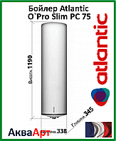 Бойлер Atlantic O`Pro Slim PC 75