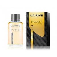 Мужская туалетная вода MAN'S WORLD, 90 мл La Rive HIM-065289