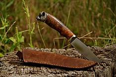 """Нож охотничий ручной работы """"Трофейный"""", М390 (наличие уточняйте)"""