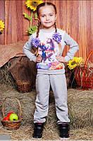 Детский костюм с рисунком