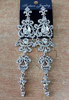 Свадебные украшения, серьги от прямого поставщика оптом из Китая 765
