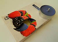 Декоративна свічка - таблетка лісові ягоди Декоративнаясвеча - таблетка лесные ягоды