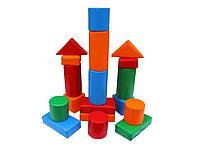 Конструктори, м'які модулі для дітей