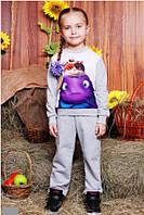 Детский костюм со свитшотом