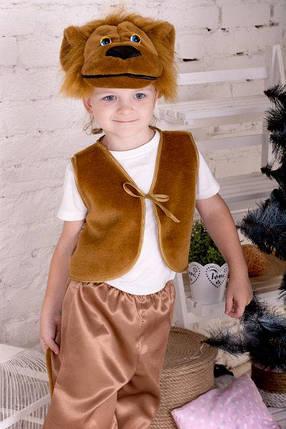 Детский карнавальный костюм для мальчика Обезьяна, фото 2