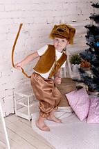 Детский карнавальный костюм для мальчика Обезьяна, фото 3