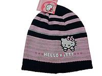 Детская шапка на девочку Дисней