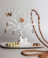 Подставка для украшений Олень Белый
