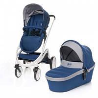 Детская универсальная коляска 2 в 1 4Baby Cosmo Navy Blue