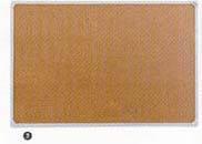 Доска DAHLE (Германия) Cork 95170, пробковая настенная доска 45х60см