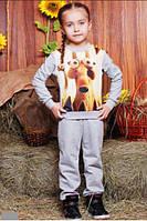 """Детский спортивный костюм с рисунком """"Ледниковый период"""""""