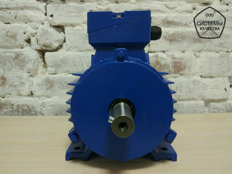 АИР90LA8 0,75 кВт 750 об/мин. Асинхронный электродвигатель