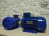 АИР90LA8 0,75 кВт 750 об/мин. Асинхронный электродвигатель, фото 2