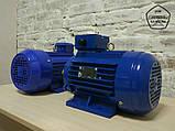 АИР80А6 0,75 кВт 1000 об/мин. Асинхронный электродвигатель, фото 2