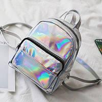 Рюкзак голограмма среднего размера