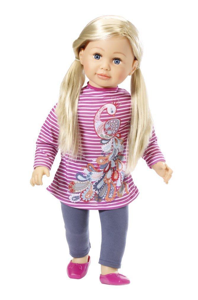 кукла Baby Born беби борн старшая сестра салли 63 см Puppe Sally