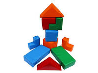 Модули мягкие,конструктор для развития ребенка