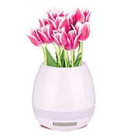 Музыкальный цветочный горшок Smart Music Flowerpot, фото 1