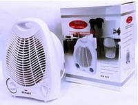 Тепловентилятор Wimpex FAN HEATER WX-424, обогреватель электрический, тепловентилятор для дома, обогреватель