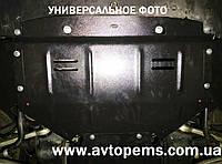 Защита картера двигателя Nissan Juke закладные 2011- ТМ Титан