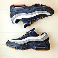 Мужские кроссовки Nike Air Max 95 Blue Orange