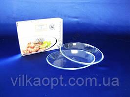 Набор Блюд Инвитейшн  из 2-х овал 15 х 2 см  10355